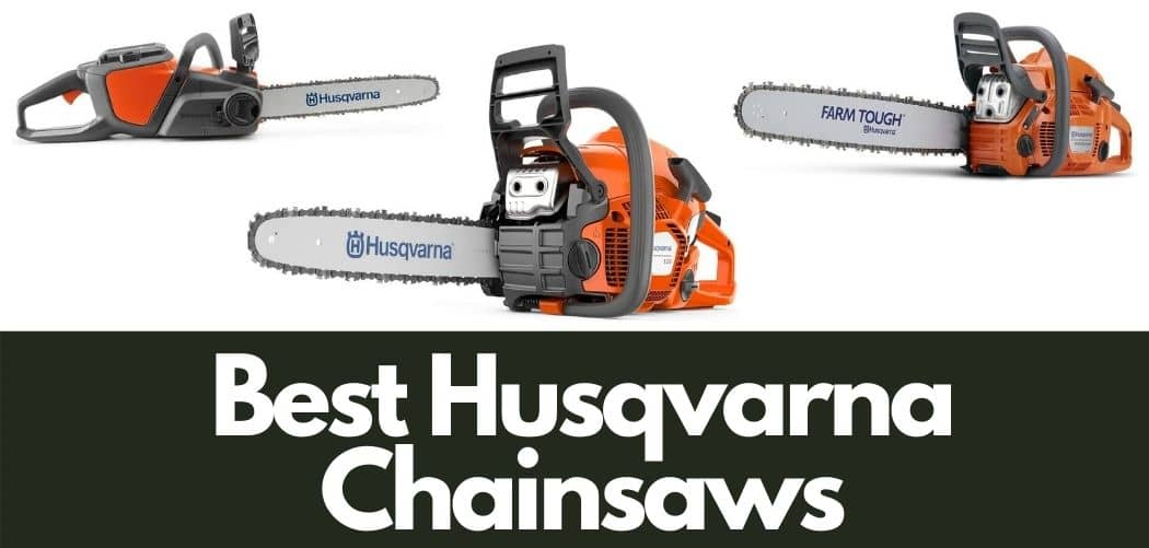 different chainsaws
